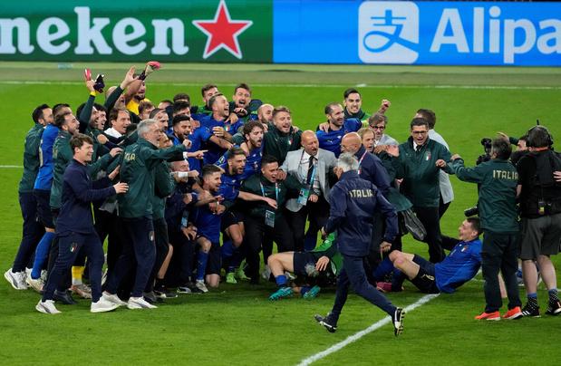 Euro 2020: le sacre du collectif et du sacrifice