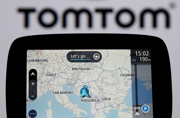 TomTom sort des API pour voitures électriques