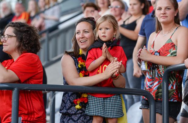 Red Flames U19 op EK in Schotland: 'De toekomst primeert op het resultaat'