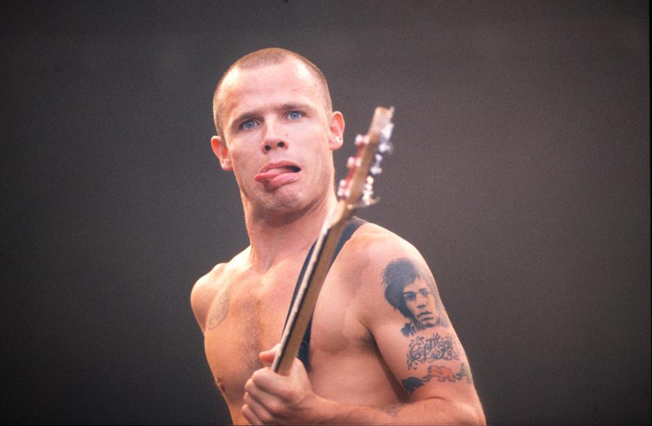 Lees een exclusief fragment uit de biografie van Flea: 'Die heeft genoeg gehad, dat fucking mietje'