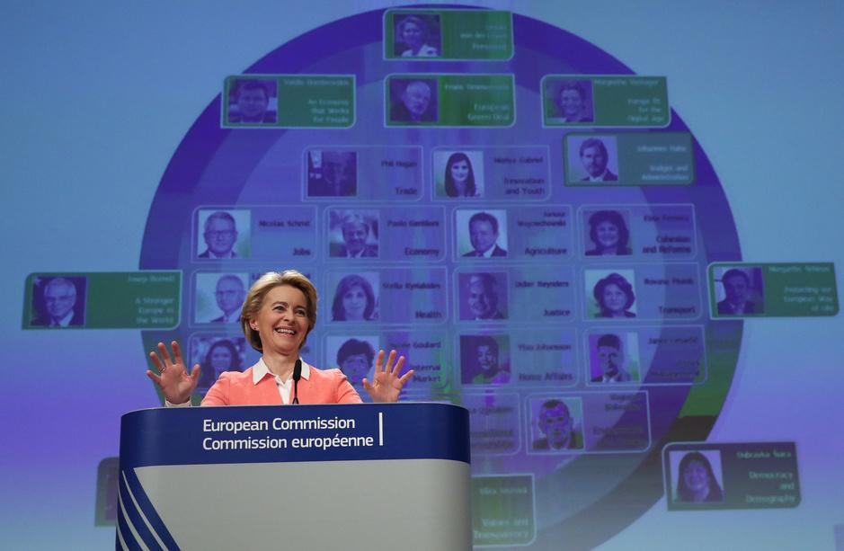 En images: qui sont les futurs commissaires européens?