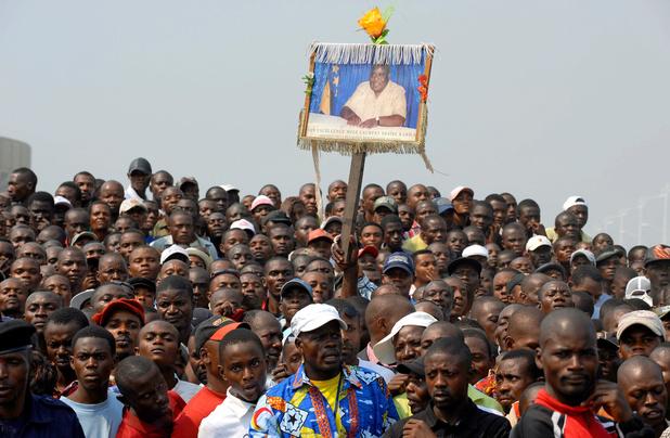 Il y a vingt ans, Laurent-Désiré Kabila était assassiné dans son Palais de Marbre