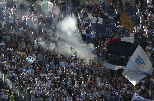 L'UEFA ouvre une procédure disciplinaire contre la Lazio pour racisme