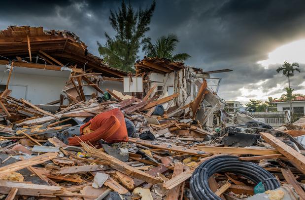 Les catastrophes naturelles ont causé pour 42 milliards de dollars de dégâts en 6 mois