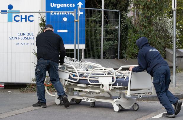 Situation du Covid en Belgique: hospitalisations et nouvelles contaminations toujours en hausse