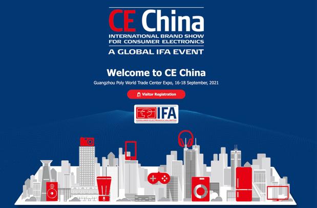 Techbeurs CE China 2021 afgelast