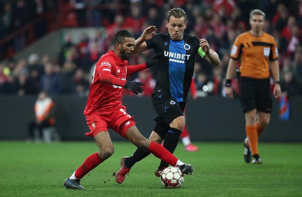 Pro League: Standard-Bruges à l'affiche