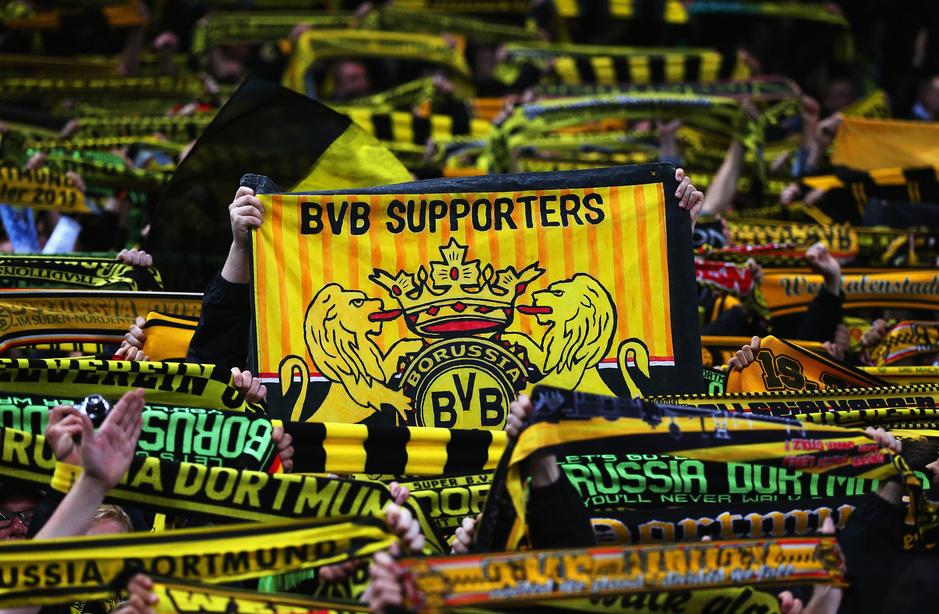Borussia Dortmund: de pijnstiller van de stad