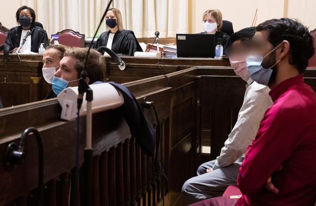 Procès Mawda: 10 et 7 ans de prison requis contre le chauffeur et le convoyeur présumés
