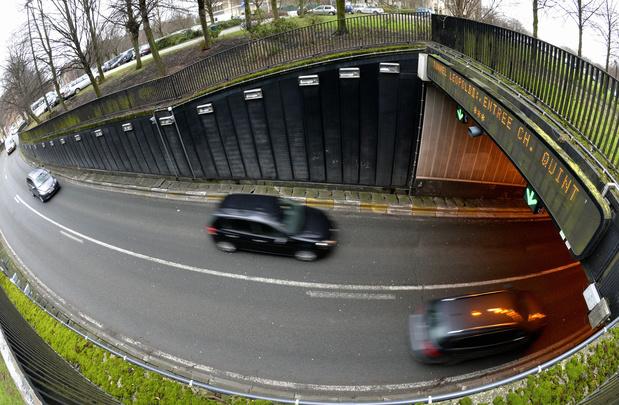 L'ULB va ausculter le tunnel Rogier grâce à des capteurs au coeur du béton