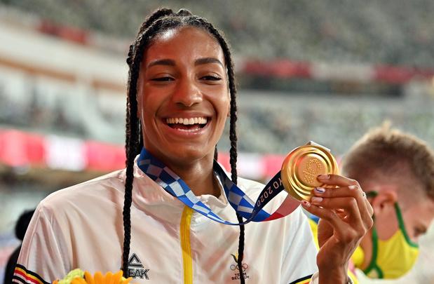 Tokyo 2021: l'histoire de la médaille d'or olympique