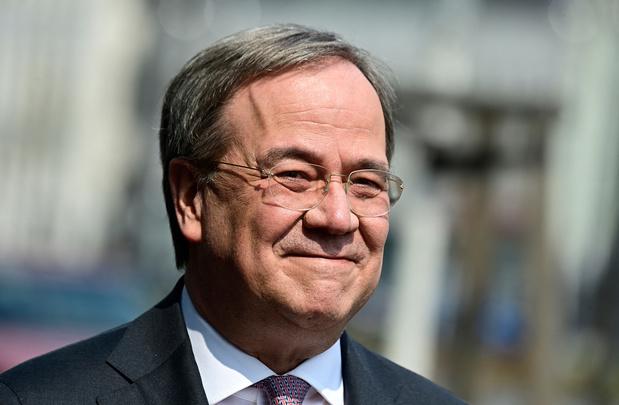 Allemagne: Armin Laschet succède à Merkel à la tête de la CDU
