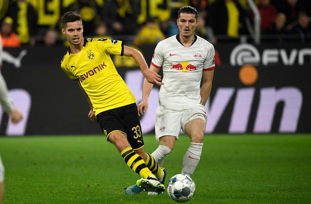 Le milieu de terrain Julian Weigl quitte Dortmund pour Benfica