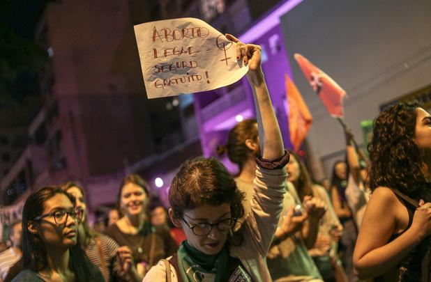 Brazilië verstrengt toegang tot abortus in geval van verkrachting