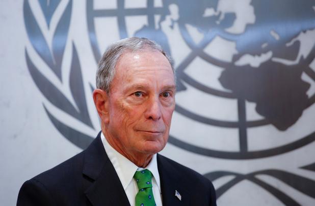 L'ex maire de New York convoite la Maison Blanche