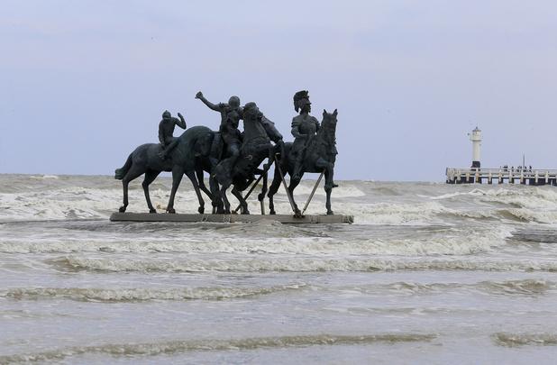 Alle kustgemeenten scharen zich achter de zevende editie van kunstexpo Beaufort