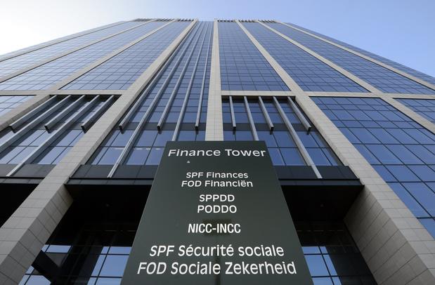 Des investisseurs coréens veulent acquérir la Tour des Finances de Bruxelles