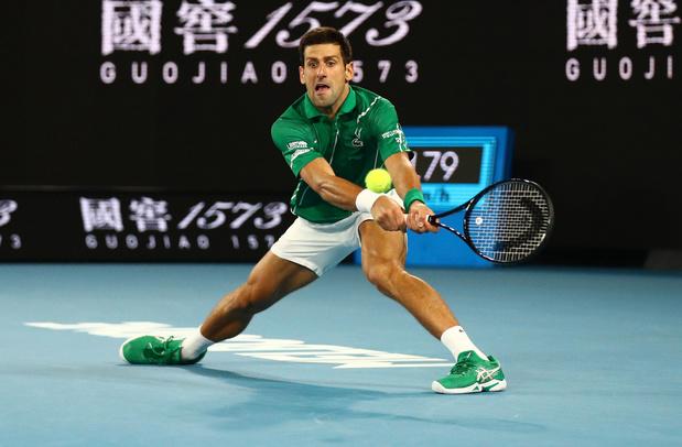Reprise sans accroc de Djokovic, Nadal forfait, Thiem battu