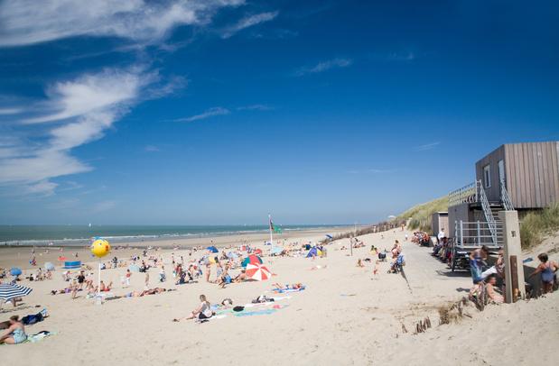 Belgische kust trekt deze zomervakantie miljoen minder dagtoeristen