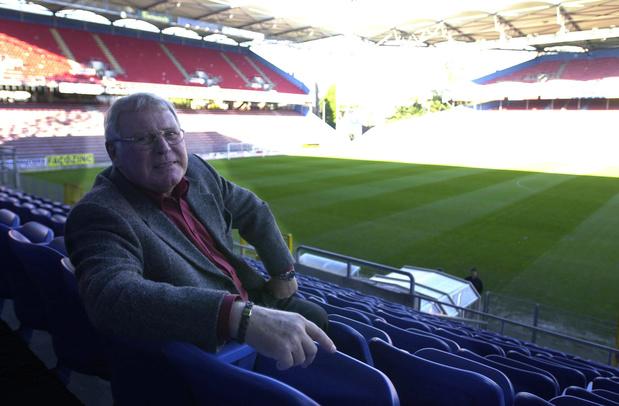 Le Sporting Charleroi, affecté, présente ses condoléances aux proches de Robert Waseige
