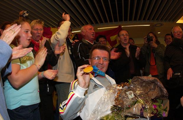 Décès d'un champion paralympique belge aux JO de 2004