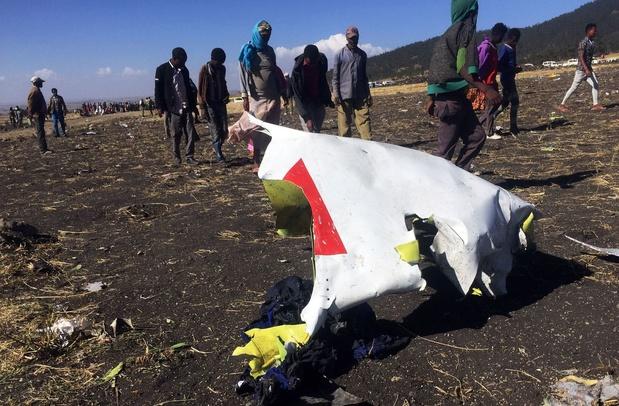 """Les accidents du Boeing 737 MAX dus à une """"chaîne d'événements"""""""