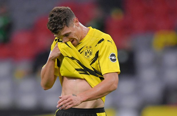 Les débuts compliqués de Thomas Meunier avec Dortmund