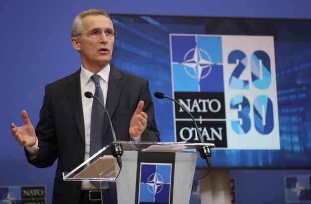 Le chef de l'Otan veut augmenter le financement de la dissuasion et de la défense