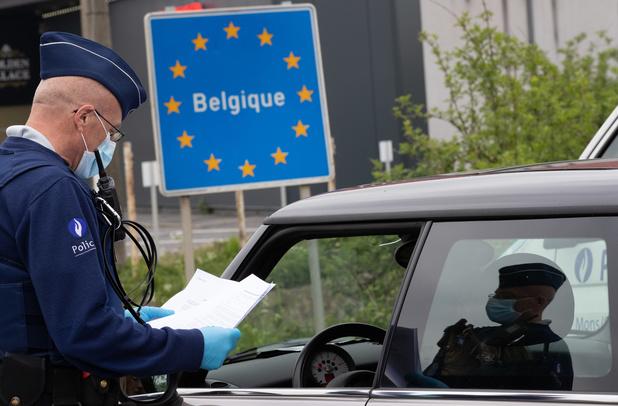 """Coronavirus: une réouverture """"en urgence"""" de la frontière franco-belge?"""
