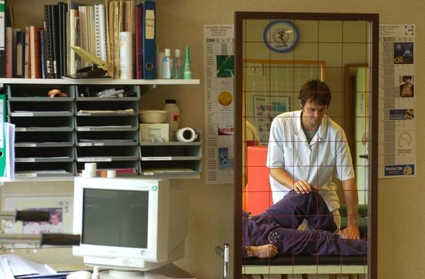 Remboursement de la kinésithérapie: changements au 1er septembre