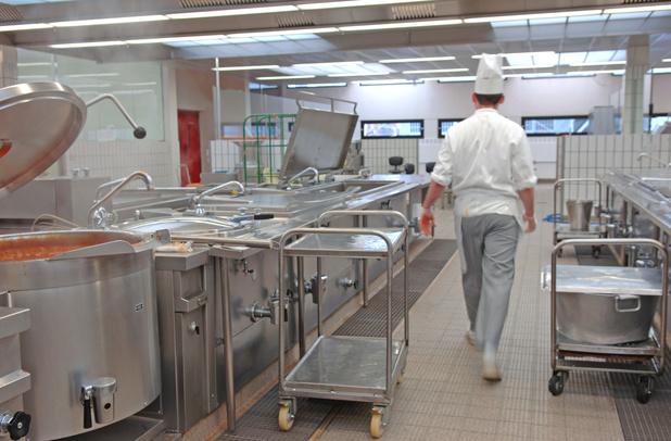 OCMW-kok uit Zottegem is beste grootkeukenchef van België