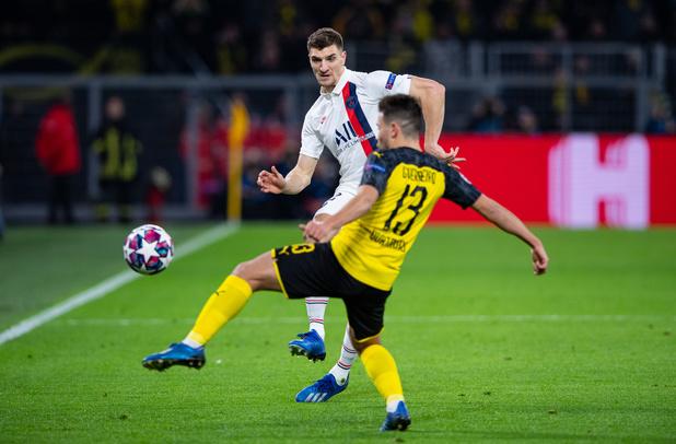 L'Angleterre, l'Atlético, puis Dortmund: les secrets de la saga Meunier