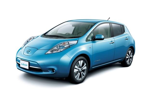 Nissan considère sa voiture électrique aussi comme une batterie domestique