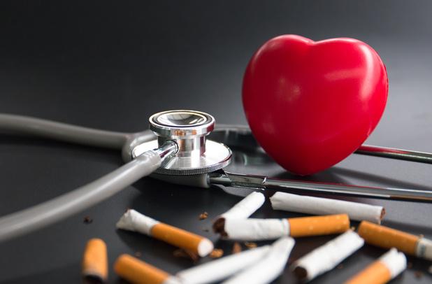 Tabagisme : le risque cardiovasculaire dépend de l'âge du début et de celui de l'arrêt