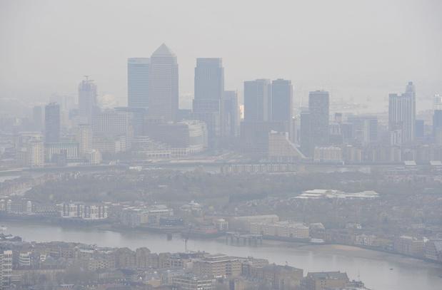 Verkorting levensduur door luchtvervuiling versus andere risicofactoren