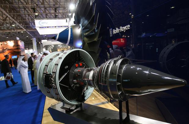 Coronavirus: le fabricant de moteurs d'avion Rolls-Royce supprime 9.000 postes