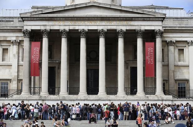 Les musées britanniques s'apprêtent à rouvrir leurs portes