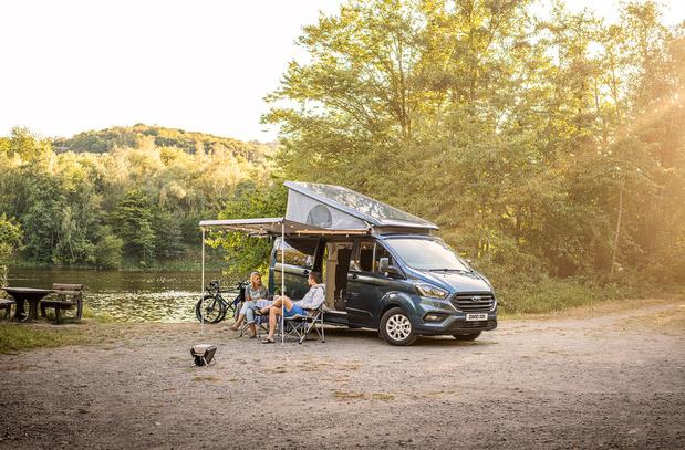 Veilig reizen met kampeerwagen zorgt voor uitstekende cijfers