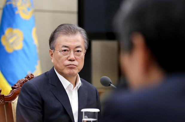 """Washington """"très inquiet"""" que Séoul cesse de partager ses renseignements militaires avec Tokyo"""