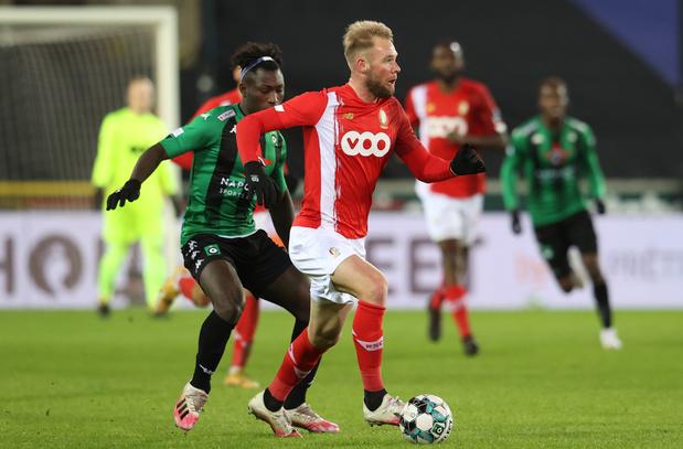 Le Standard s'impose au Cercle Bruges et se relance dans la course aux playoffs