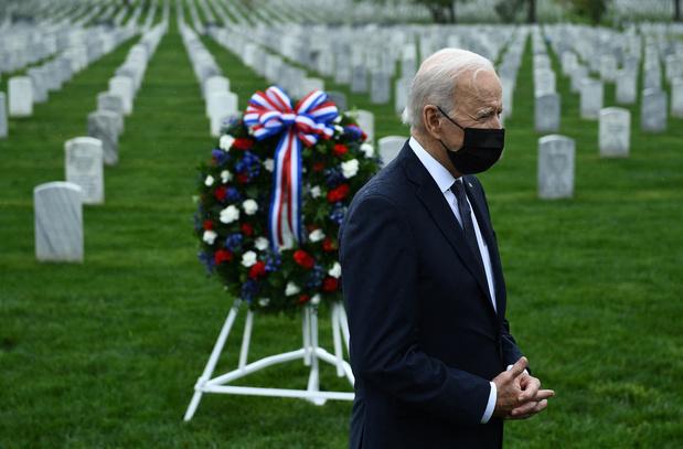 """Biden: """"L'heure est venue de mettre fin à la plus longue guerre de l'Amérique"""""""