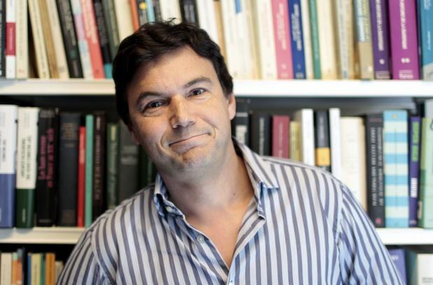 """Thomas Piketty: """"Le mouvement vers l'égalité n'est pas prêt de s'arrêter"""""""
