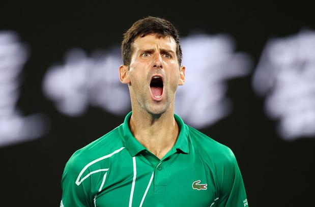 Novak Djokovic confirme sa présence à l'US Open et à Cincinnati