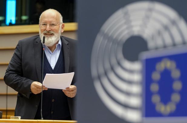 """Pacte vert européen: la transition sera """"chère et difficile"""", mais l'inaction le serait davantage"""