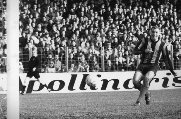 Ce jour-là: le Club Bruges affronte Liverpool en finale de l'UEFA