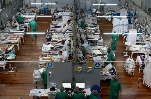 Covid: le Brésil et l'Inde s'enfoncent dans la crise, l'Europe se prépare à en sortir