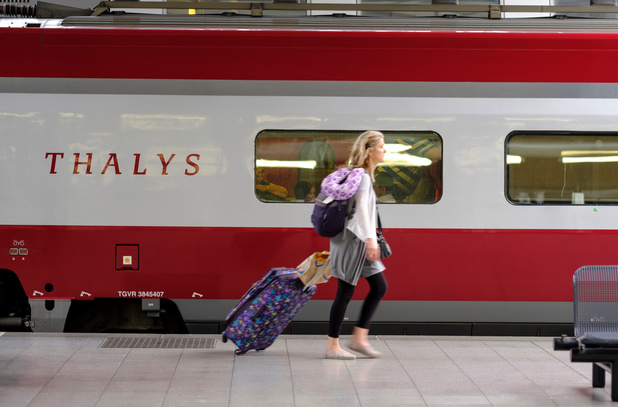 Thalys laat vanaf 13 december iets meer treinen rijden