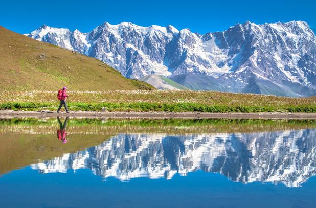 Trans caucasian trail : La traversée de l'une des régions les plus reculées et sauvages d'Europe