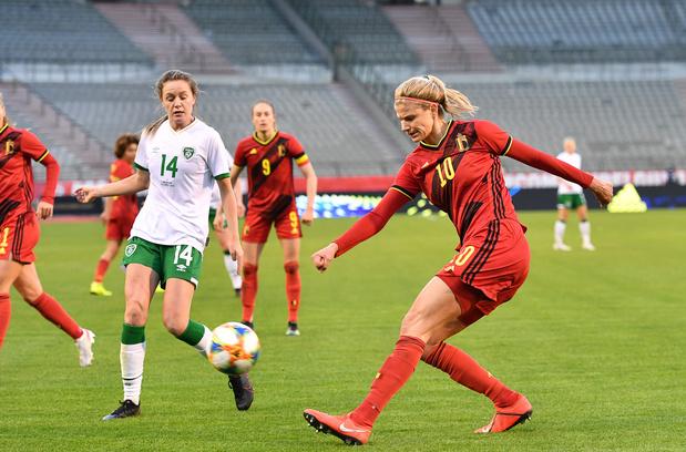 Les Red Flames battent l'Irlande et renouent avec la victoire après trois revers de rang