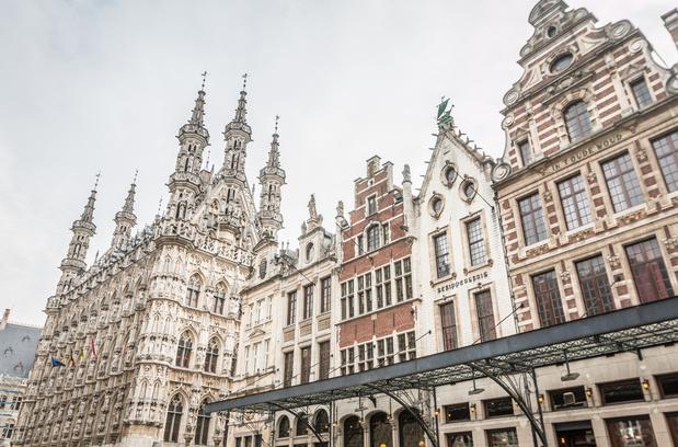 'Leuvense culturele anderhalvemetersessies gaan door'